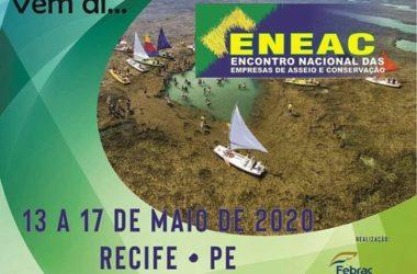 Eneac 2020 ocorrerá em Pernambuco
